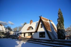 Sie erwischten aber auch noch die Zeit, wo Schnee fiel und die richtige Winterromantik deutlich wird.