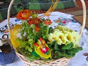 Ostern von Frau Klewwe.