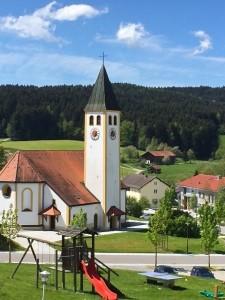"""Herrlich, idyllisch, richtig """"Bayern"""" - das sieht schon alles sehr beruhigend und nach Urlaub aus."""