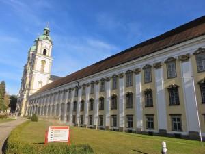 Ausflug in die herrliche und riesengrosse Klosteranlage St. Florian bei Linz.