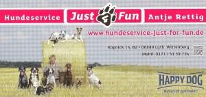 Ganz rechts sitzt Hera, ein Gruppenfoto der Hundepension, natürlich eine sehr gute Empfehlung, wie man sieht.