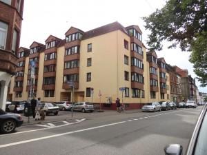 Wir hatten ein sehr schönes Apartment in Saarbrücken im Zentrum mit allen Bequemlichkeiten für diese Tage.